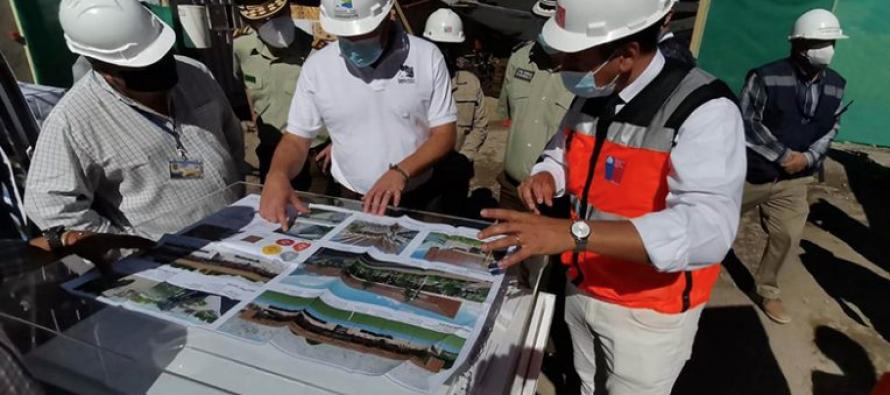 Culmina diseño del proyecto para mejorar Estadio Municipal de Paihuano