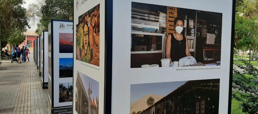Inauguran Exposición Fotográfica del Bicentenario de Vicuña en el Día del Patrimonio