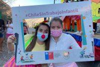 En Paihuano celebran el día del niño y llaman a erradicar el Trabajo Infantil