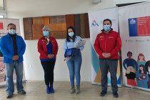 Gobierno destaca labor de gerenta de Minera Los Pelambres