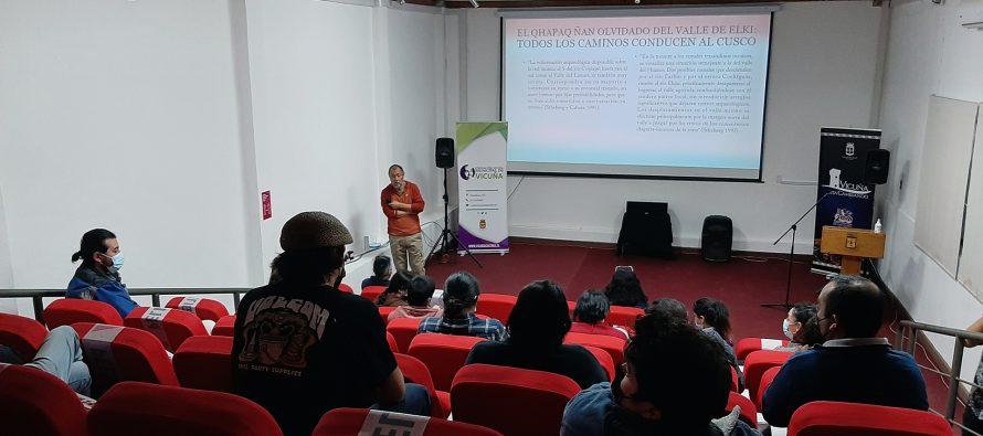 Investigación antropológica «El Apu Mamalluka» se presenta en Casa de la Cultura de Vicuña