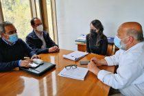 Alcalde de Salamanca y Aguas del Valle proyectan trabajo en conjunto