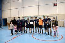 Equipos de La Serena y Coquimbo se imponen en Campeonato Regional de Volleyball en Vicuña