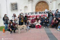 Mundo cultural manifestó su preocupación por Teatro Centenario de La Serena