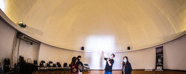 """""""Planetario Mamalluca"""": Proyecto busca potenciar la divulgación científica en Vicuña"""